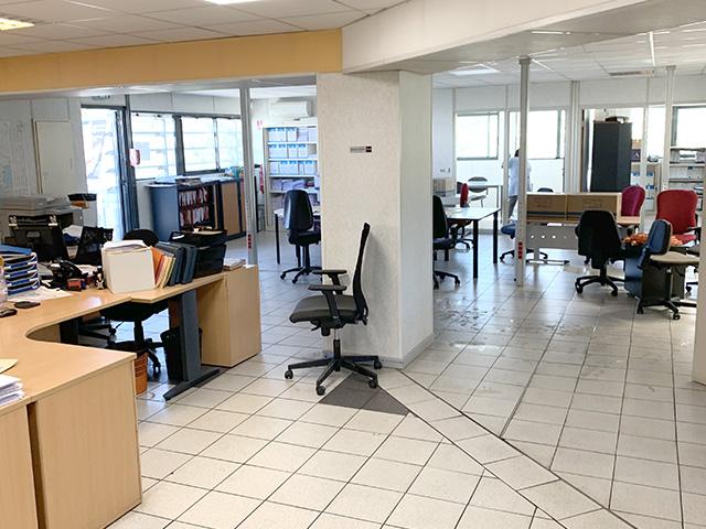 Nettoyage tertiaire et désinfection de bureaux