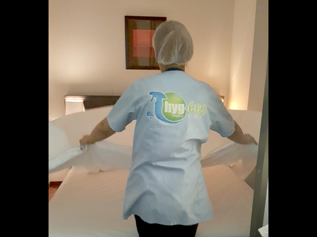 Agent d'entretien pour nettoyage hôtels