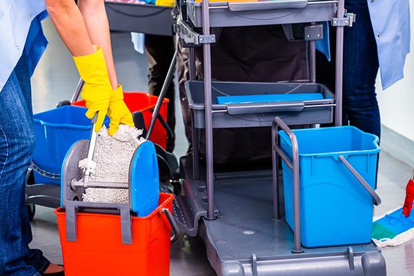 Matériel de nettoyage industriel