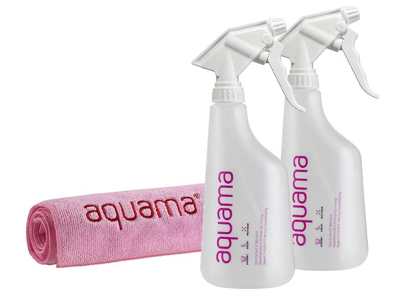 Produit désinfectant Aquama